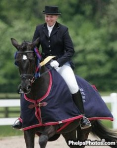 Natalie Hinnemann source dressage daily