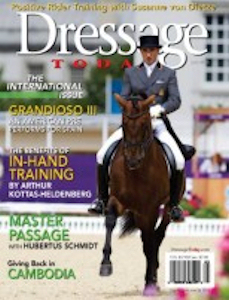 dressage today magazine