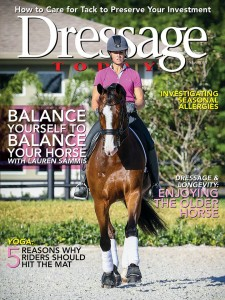 dressage today may 2015 cover